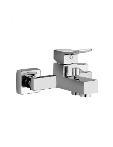 Miscelatore gruppo vasca Jacuzzi rubinetterie tank cromato con duplex