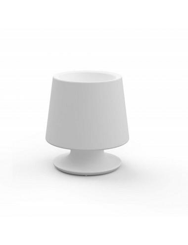 Lampada portaghiaccio da interno ed estrerno abat-champ bianco modum by Telcom