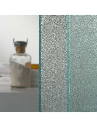 Zanzariera verticale per finestra con frizione