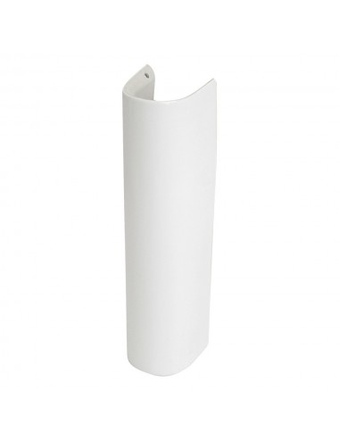 Colonna in ceramica bianca per lavabo modello Kaila Linpha Sanitary