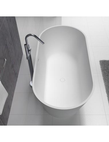 Vasca da bagno freestanding centro stanza Modern cm 170 x 80 x 64 h