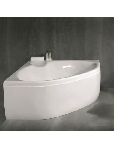 Vasca da bagno angolare Hera cm 160 x 160 x 64.5 h