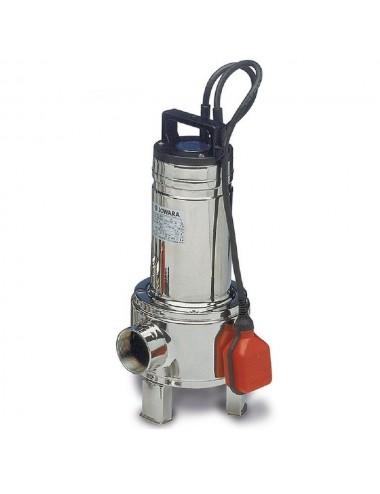 Pompa sommergibile Lowara acque reflue monofase HP 1 KW 0,75 serie DOMO10VX/B