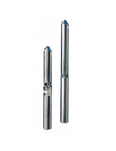 Pompa sommersa Lowara per pozzi monofase HP 1 KW 0,75 serie GS 4''