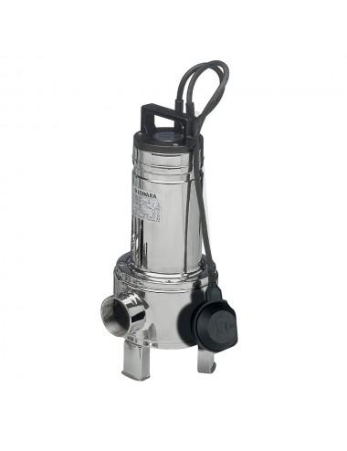 Pompa sommergibile Lowara acque sporche monofase HP 1,5 KW 1,1 serie DOMO15VX/B