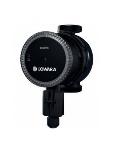 Circolatore Lowara velocità variabile ecocirc basic 25-6/130