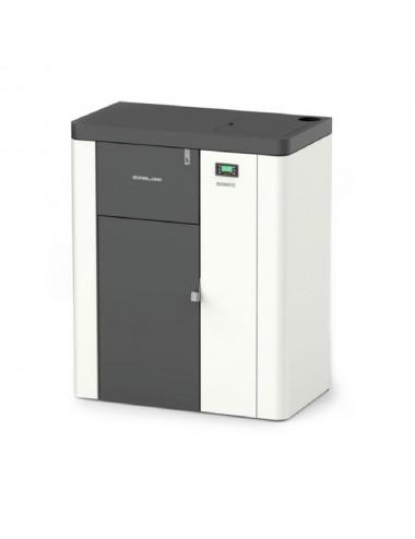 Caldaia policombustibile Girolami Biomatic Hydro 30Kw + KIT ACS